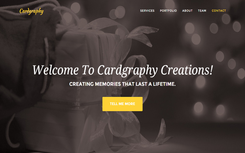 Cardgraphy | Volcor Software
