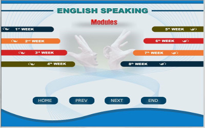 English Learning Application | Volcor Software