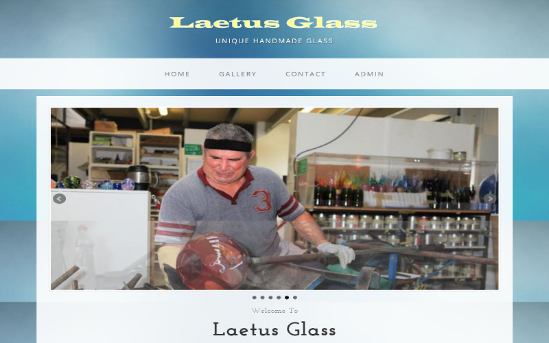 Laetus Glass | Volcor Software