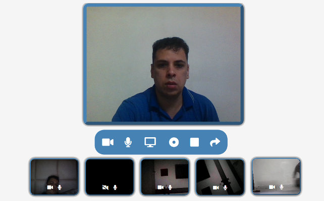 Live Video Streaming | WebRTC | Volcor Software